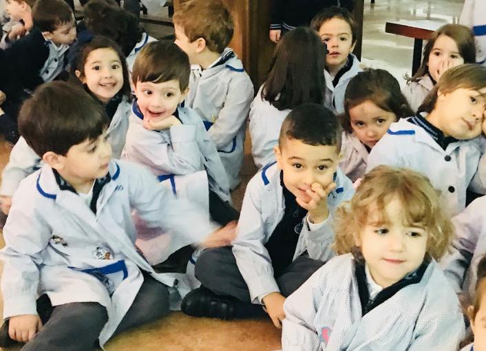 Colegio Santísima Trinidad ceniza 2018 8