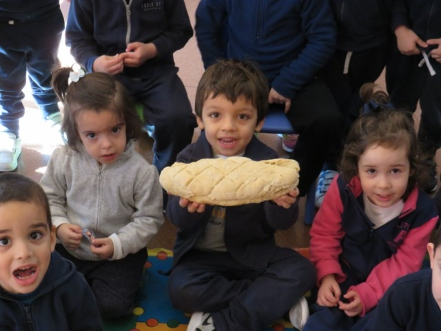 Haciendo pan