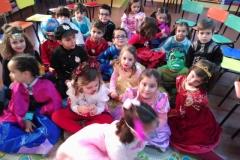 Colegio Santísima Trinidad Salamanca. Carnavales 2019