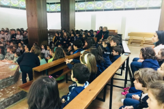 Colegio Santísima Trinidad ceniza 2018 7
