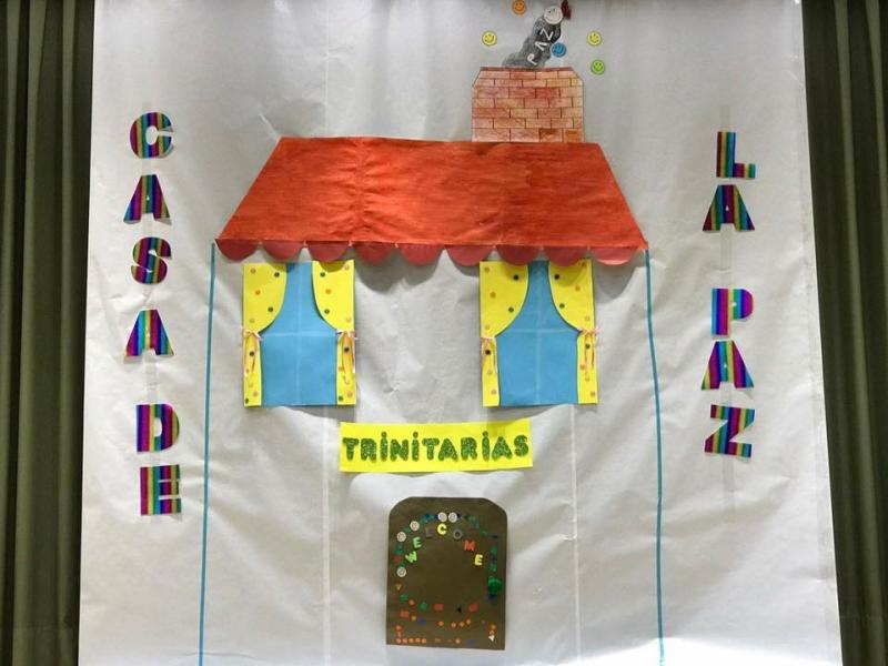 Dia de la Paz Trinitarias 1