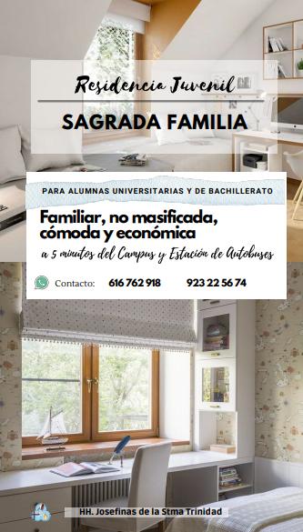 Residencia Juvenil Salamanca